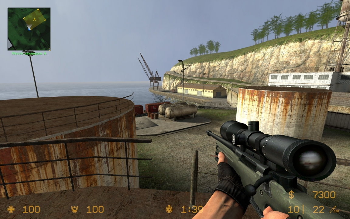Скачать Counter-Strike: Source бесплатно