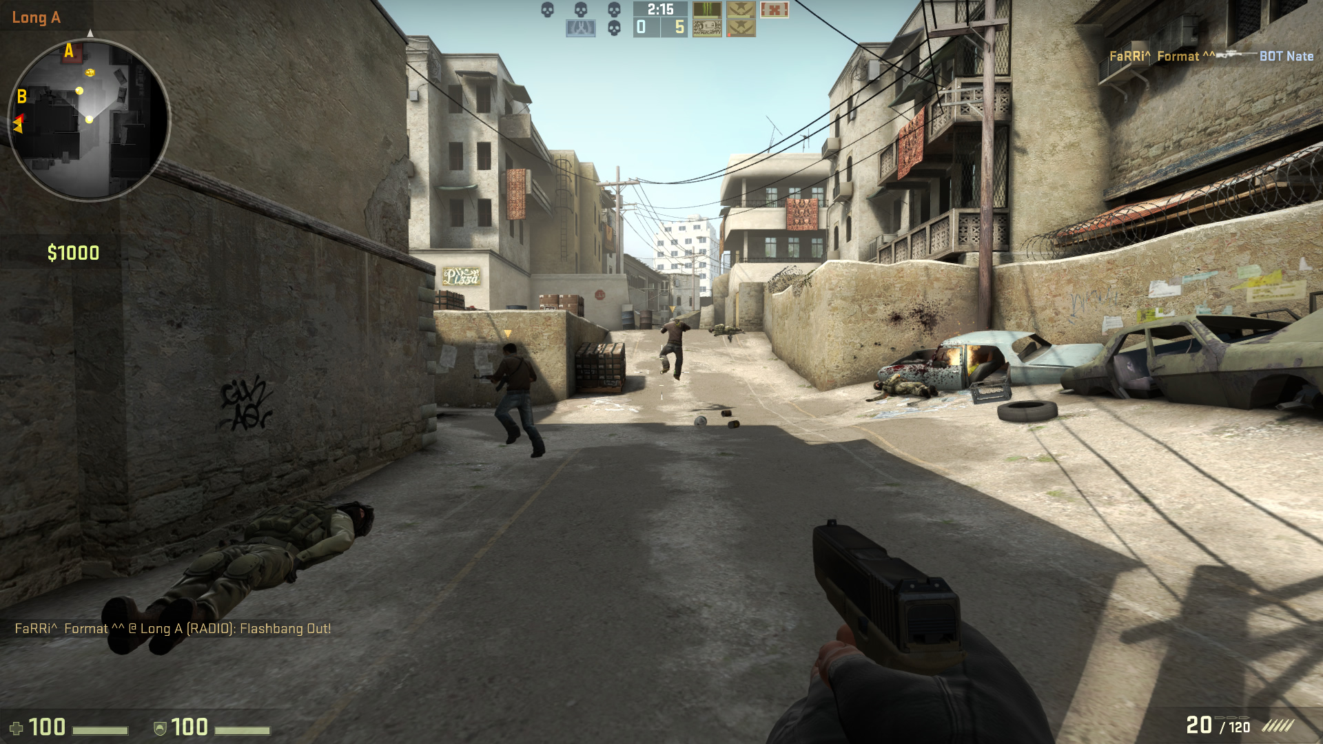 Counter-Strike: Global Offensive пиратка