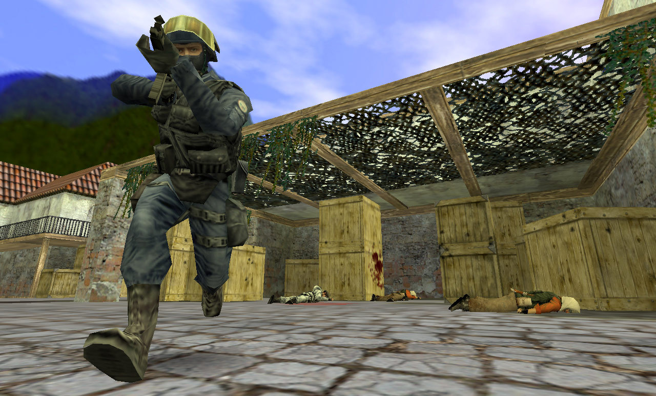Counter-Strike 1.6 скачать