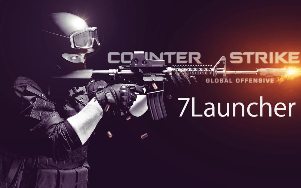 Обновление 7Launcher v1.0.5 для CS:GO