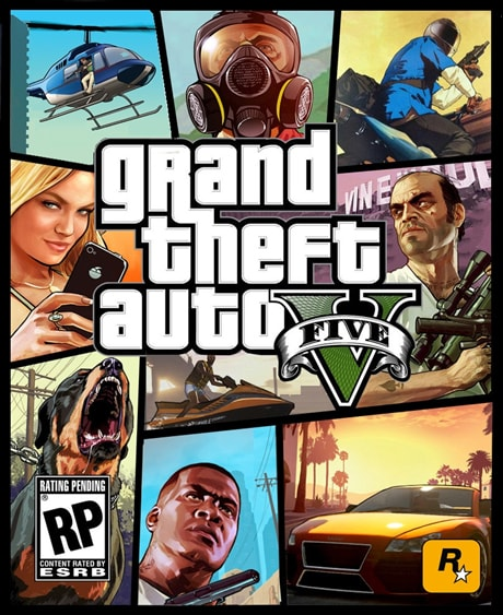 Download GTA 5 / Grand Theft Auto V