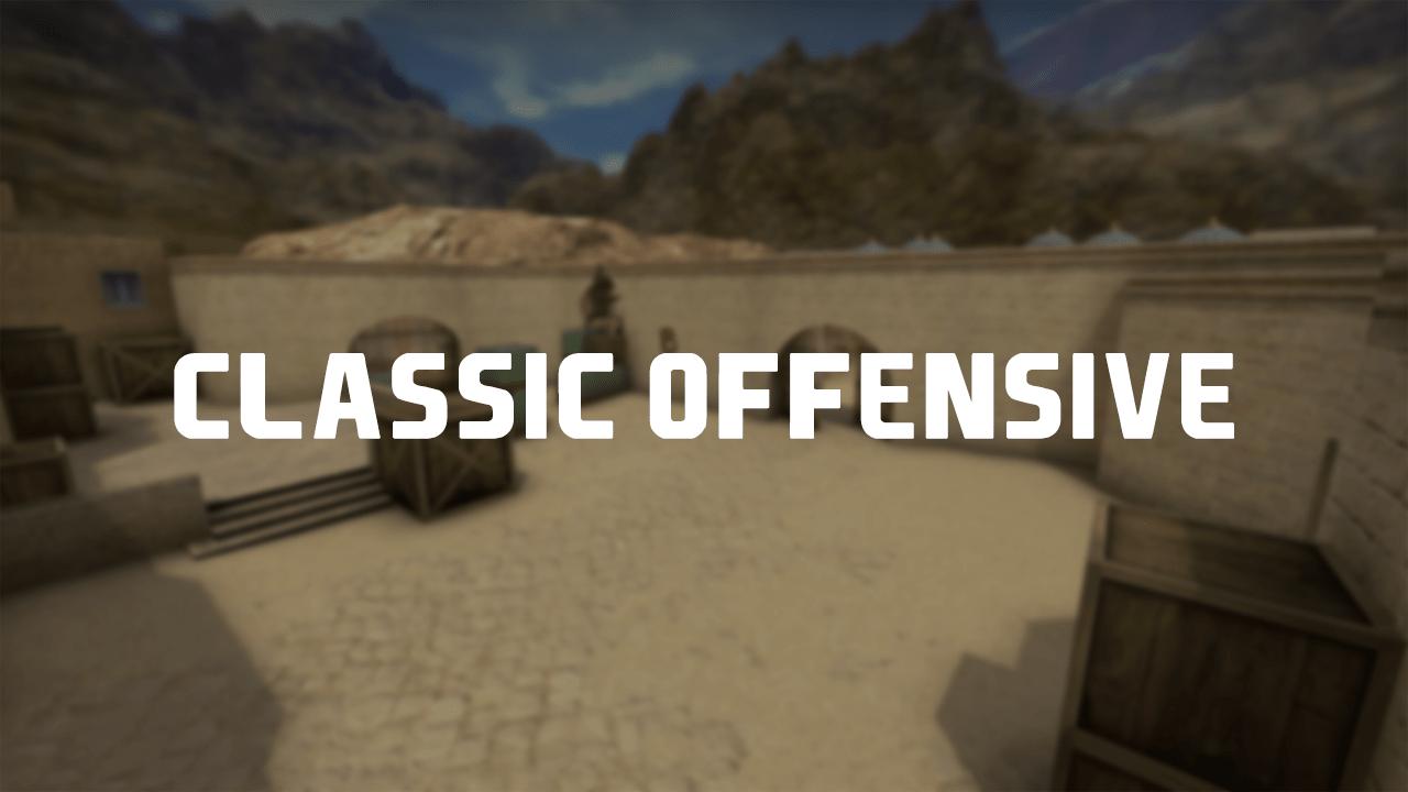 Обновление мода Classic Offensive версии 1.2t