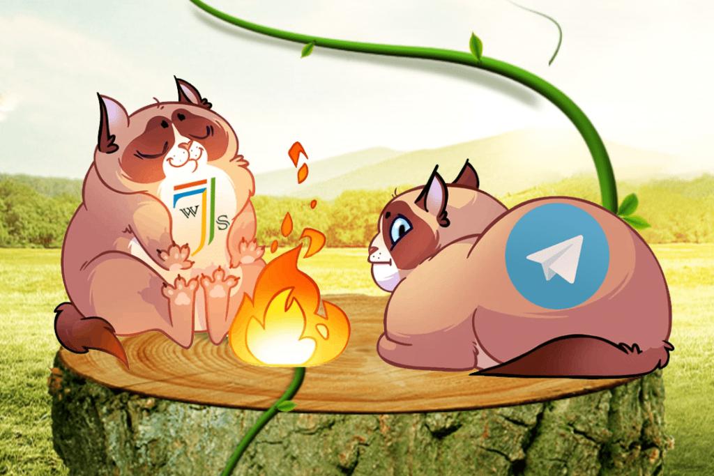 SE7EN.ws has joined Telegram!