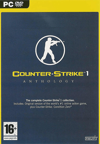 Counter-Strike 1.6 Poster