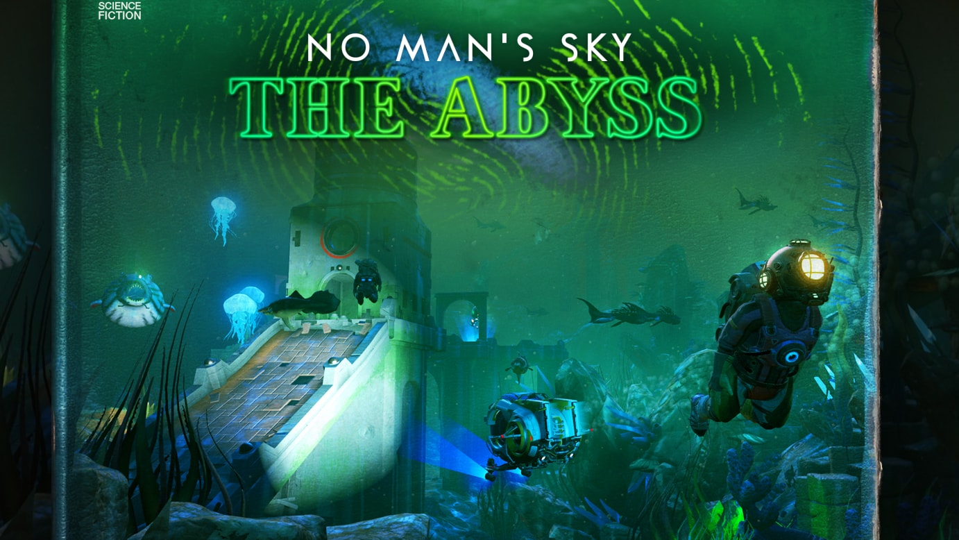No Man's Sky The Abyss Update