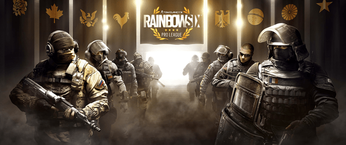 Rainbow Six: Siege Pro League