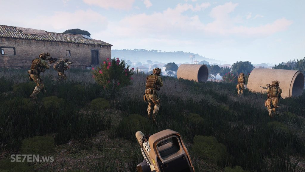 Скриншот Arma 3 #1