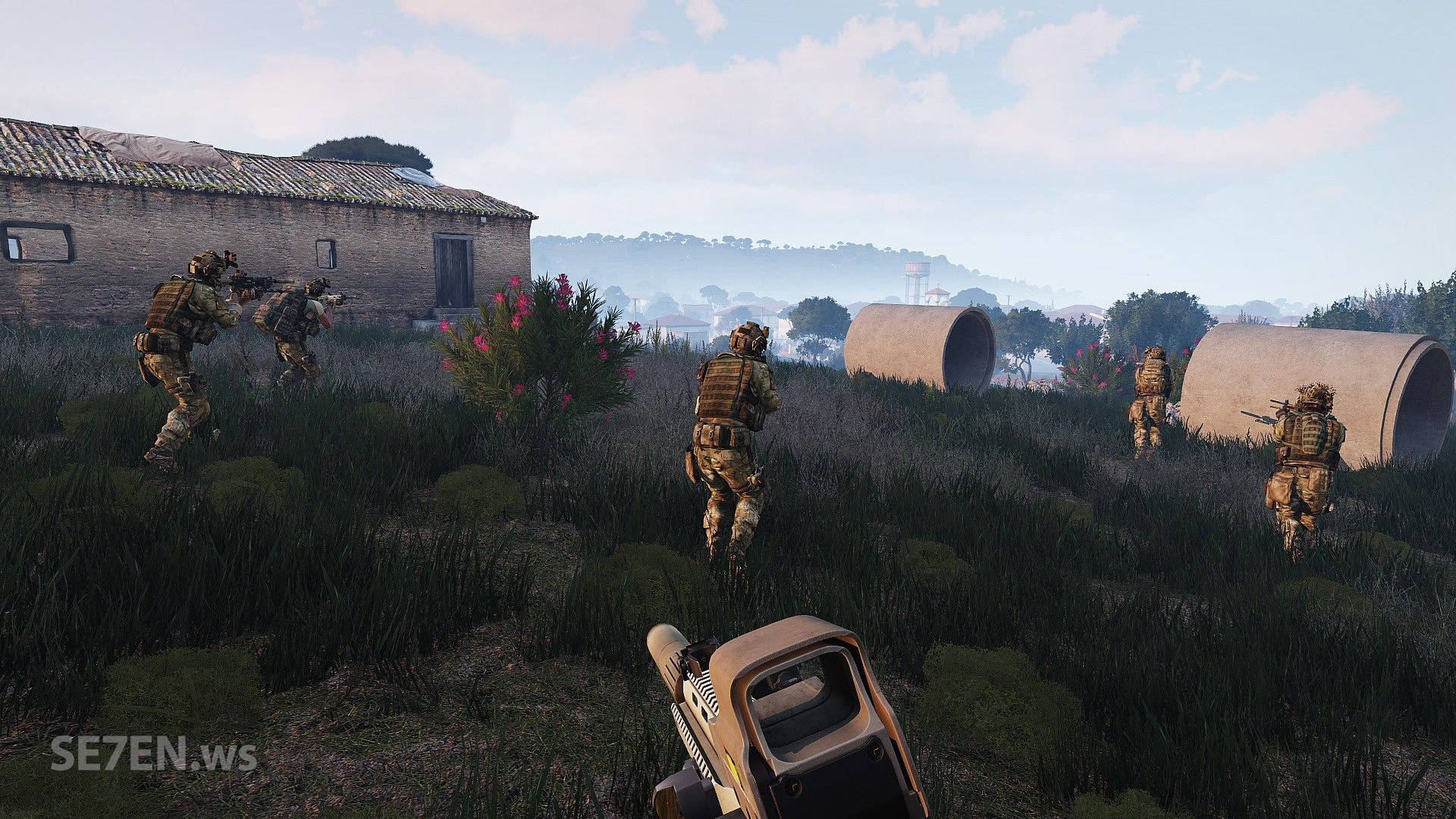 Download Arma 3: Contact Edition for Free