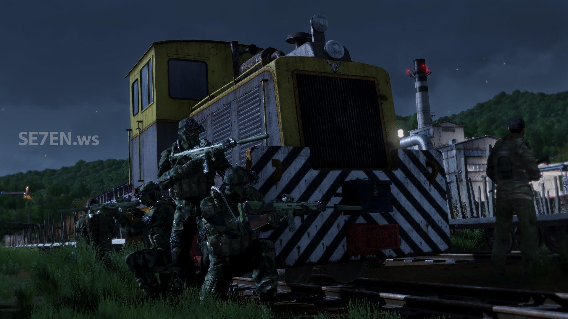 Скриншот Arma 3 #6