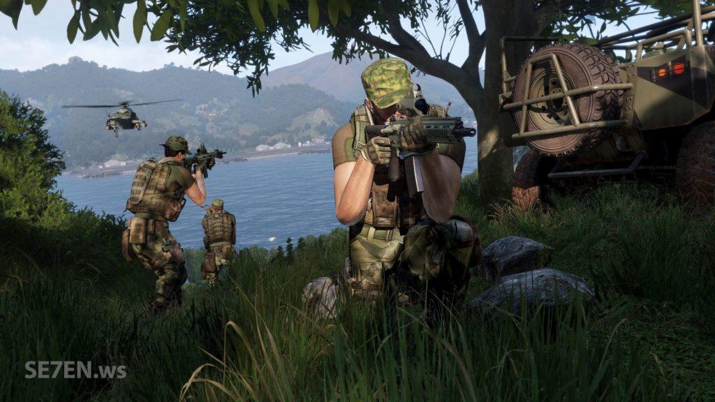 Скриншот Arma 3 #7