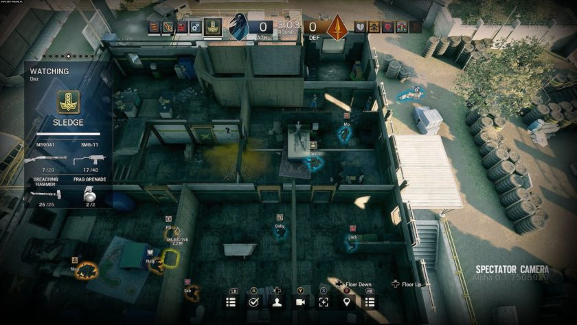 Screenshot R6Siege #4