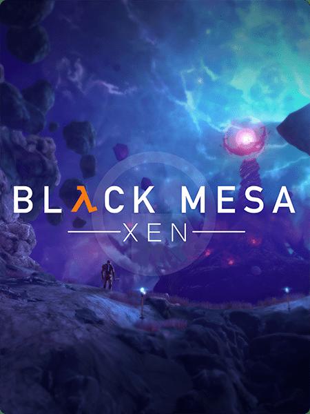 Black Mesa - Обложка