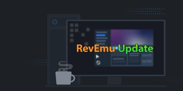 RevEmu Update