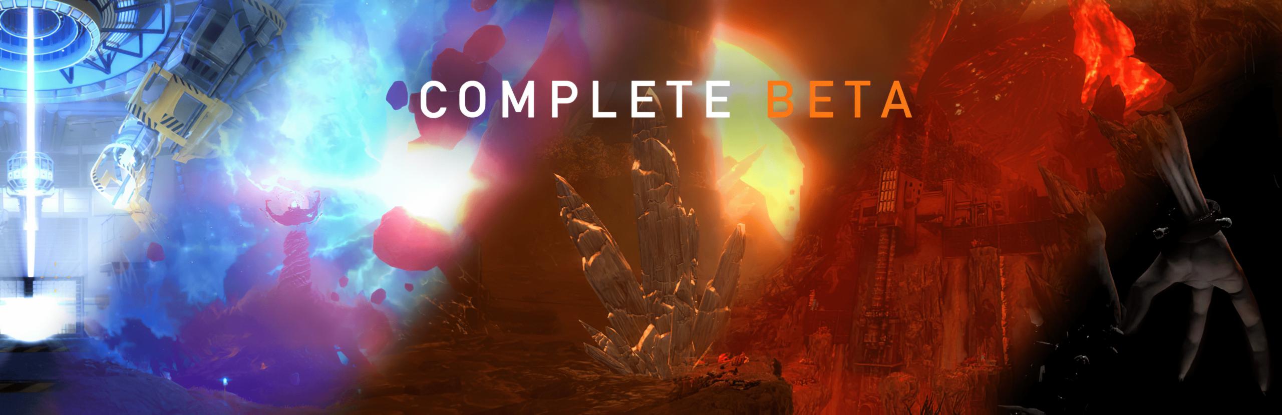Black Mesa - Complete Beta