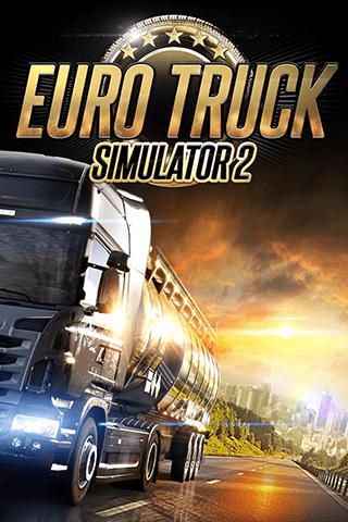 Euro Truck Simulator 2 - Обложка