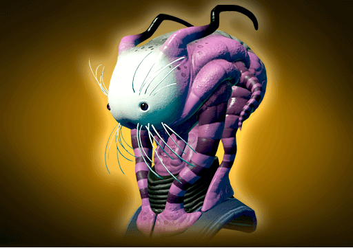 NMS - Exotic Head #1