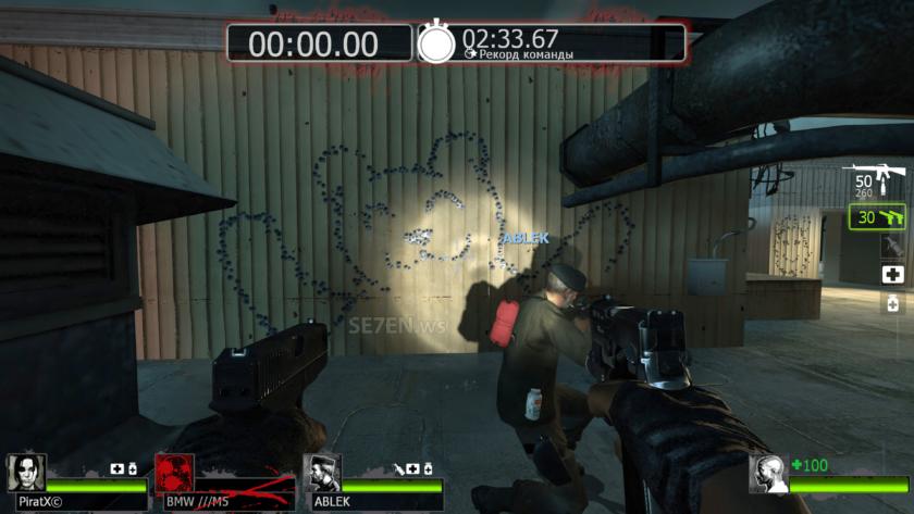 Left 4 Dead 2 Скриншот #1