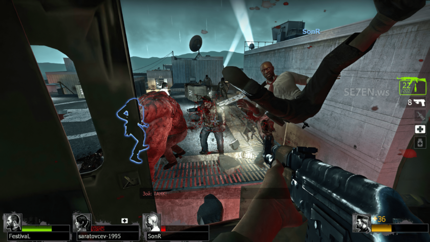 Left 4 Dead 2 - Скриншот #3