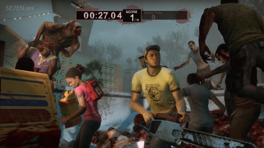 Left 4 Dead 2 - Скриншот #7