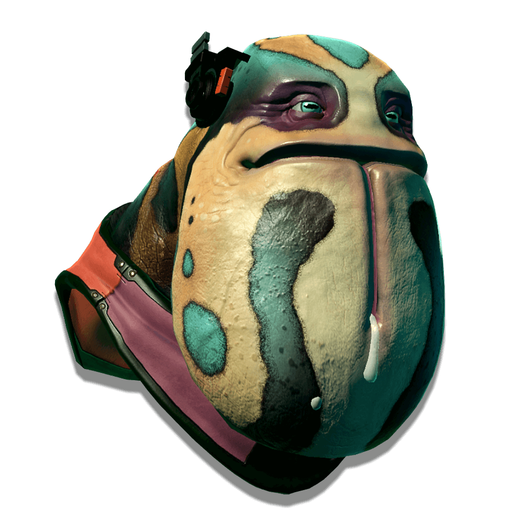 NMS - Exotic Head #4