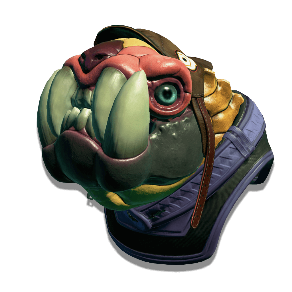 NMS - Exotic Head #9