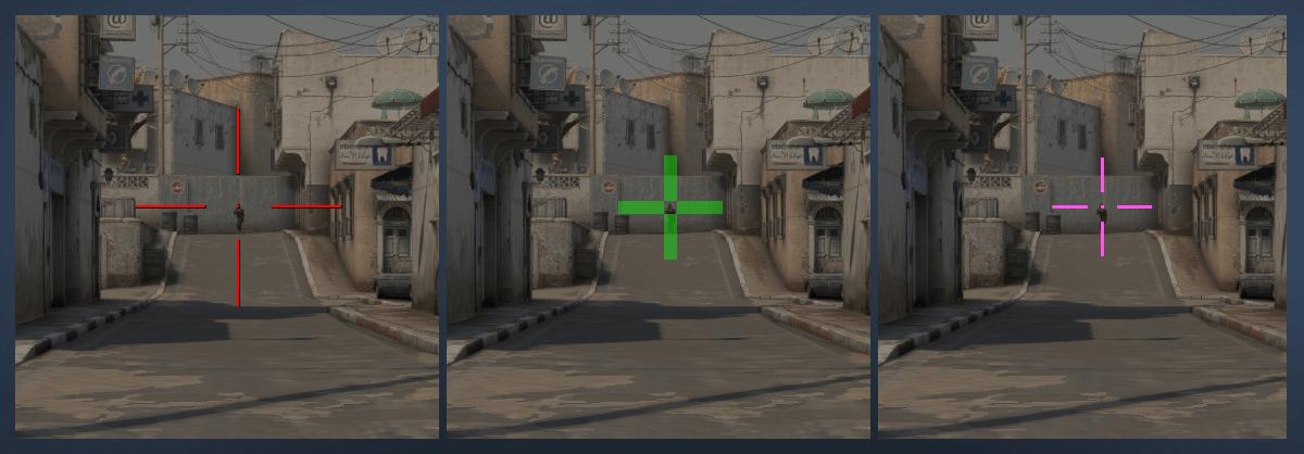 CS: GO - Новые прицелы