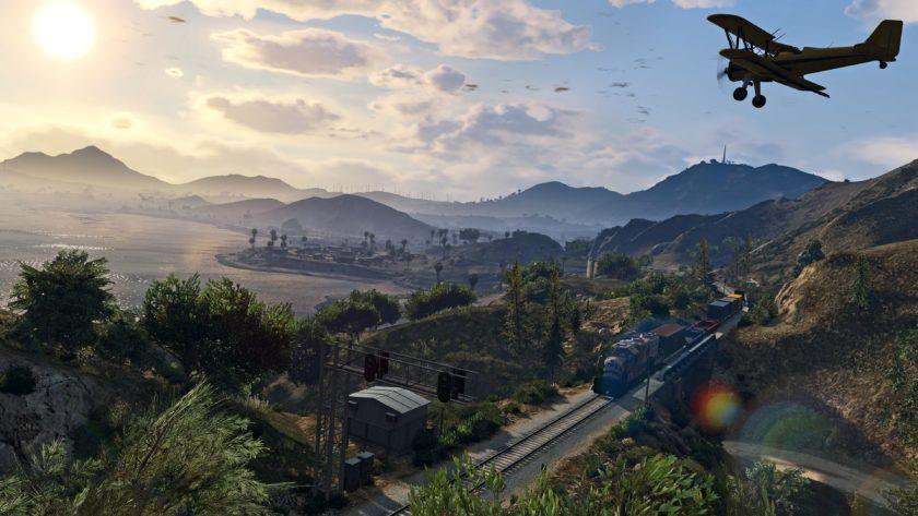 GTA V - Screenshot #1