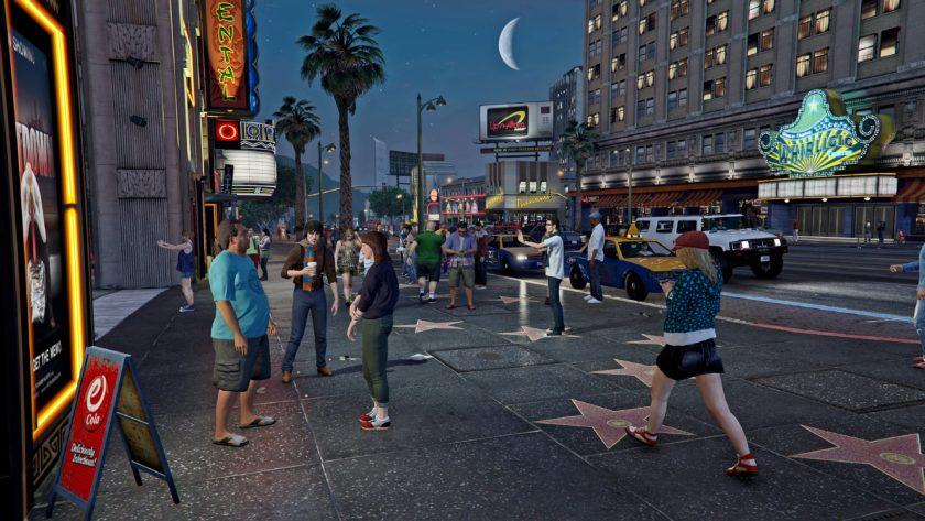 GTA V - Screenshot #3