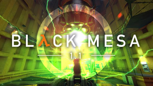 Black Mesa v1.1 - Cover