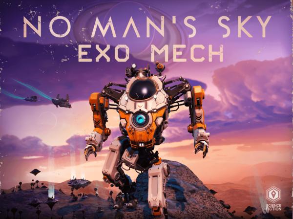 Exo Mech Update - No Man's Sky