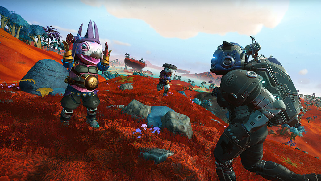 NMS - New Nexus missions