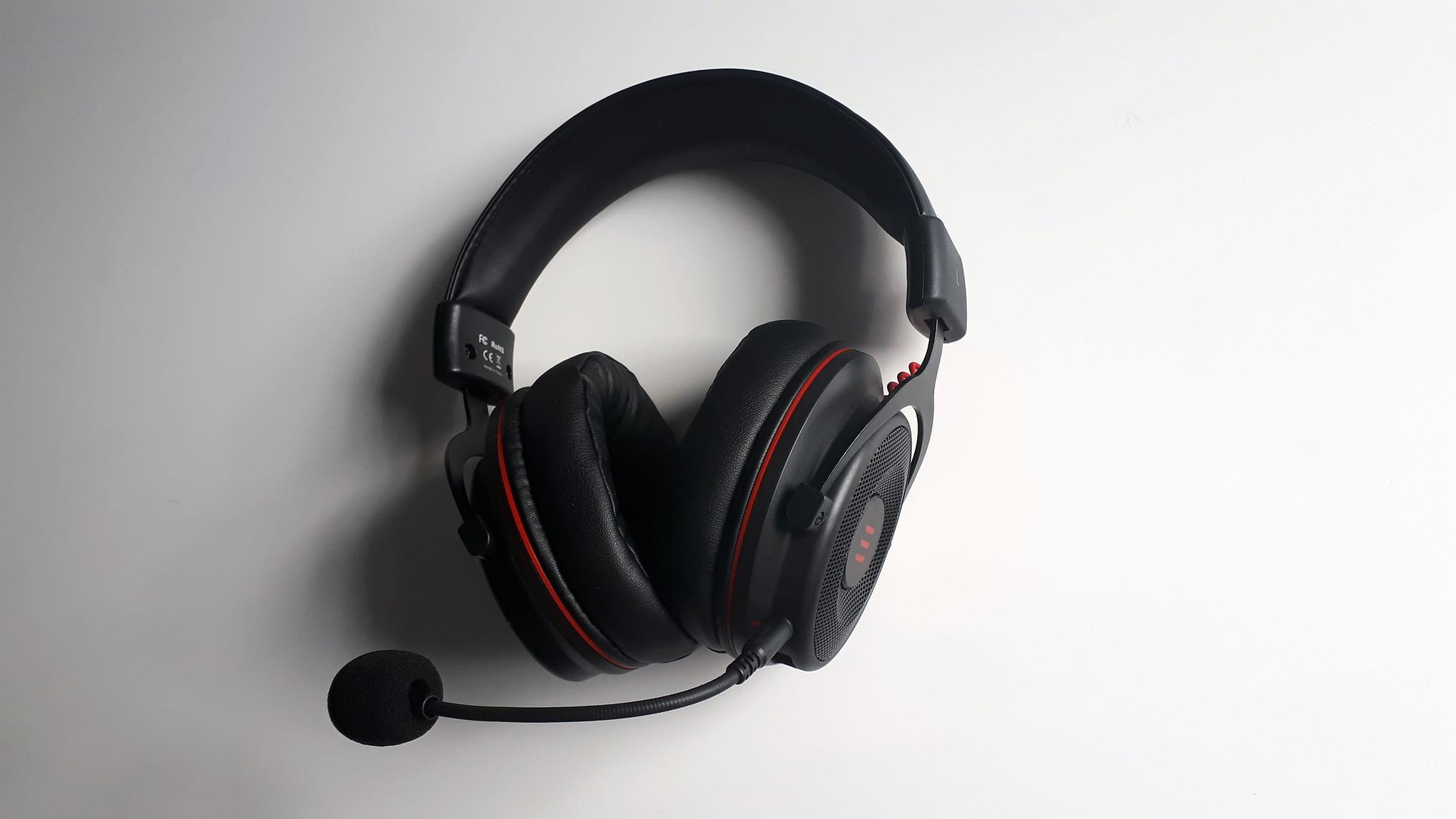 EKSA E900 Pro Headset -Impressions