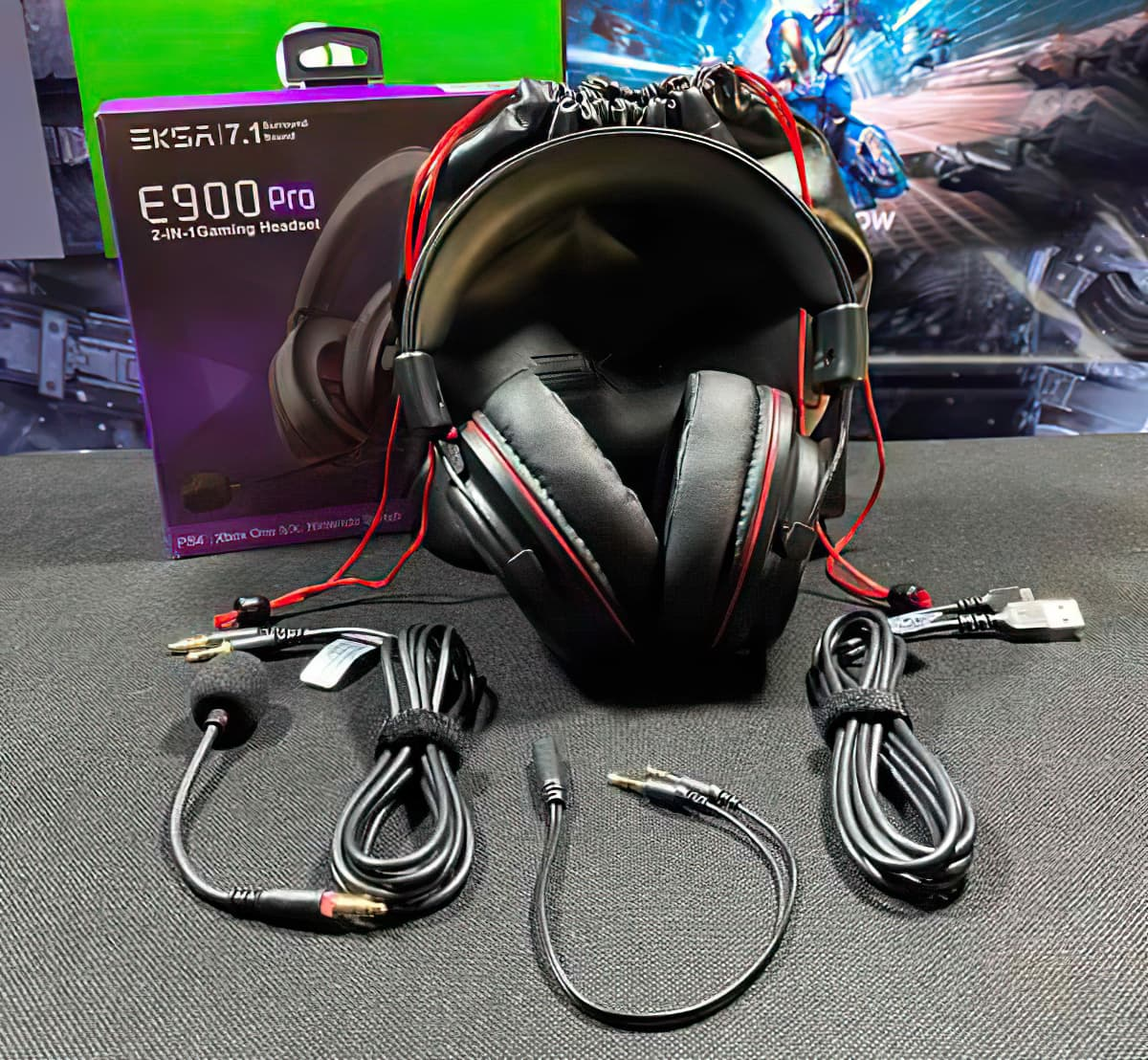 EKSA E900 Pro Headset - Review