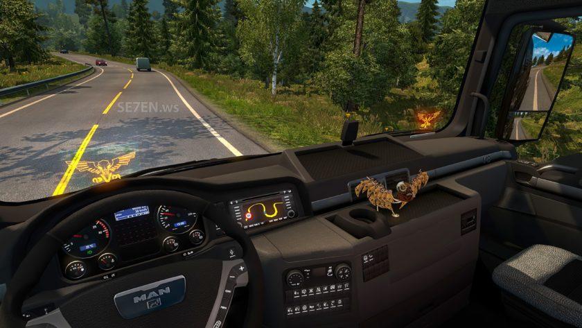 Euro Truck Simulator 2 - Скриншот #2