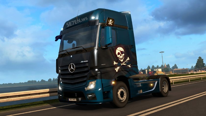 Euro Truck Simulator 2 - Скриншот #3