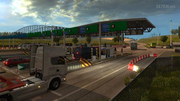 Euro Truck Simulator 2 - Скриншот #4