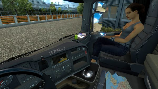 Euro Truck Simulator 2 - Скриншот #5