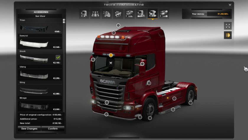 Euro Truck Simulator 2 - Скриншот #6