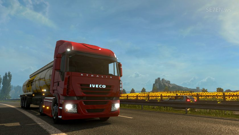 Euro Truck Simulator 2 - Скриншот #7