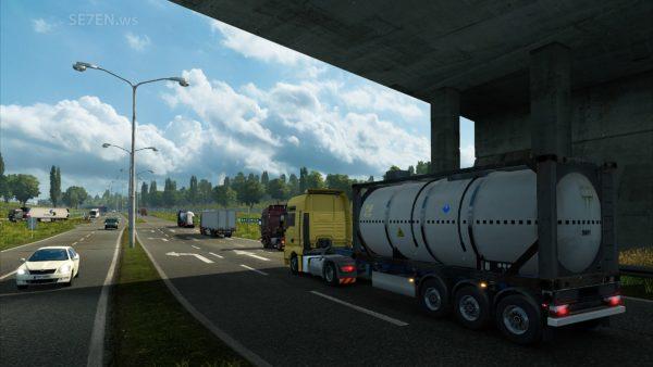 Euro Truck Simulator 2 - Скриншот #8