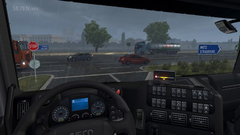 Euro Truck Simulator 2 - Скриншот #9