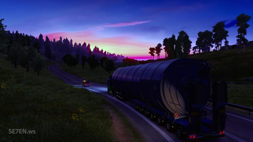 Euro Truck Simulator 2 - Скриншот #10
