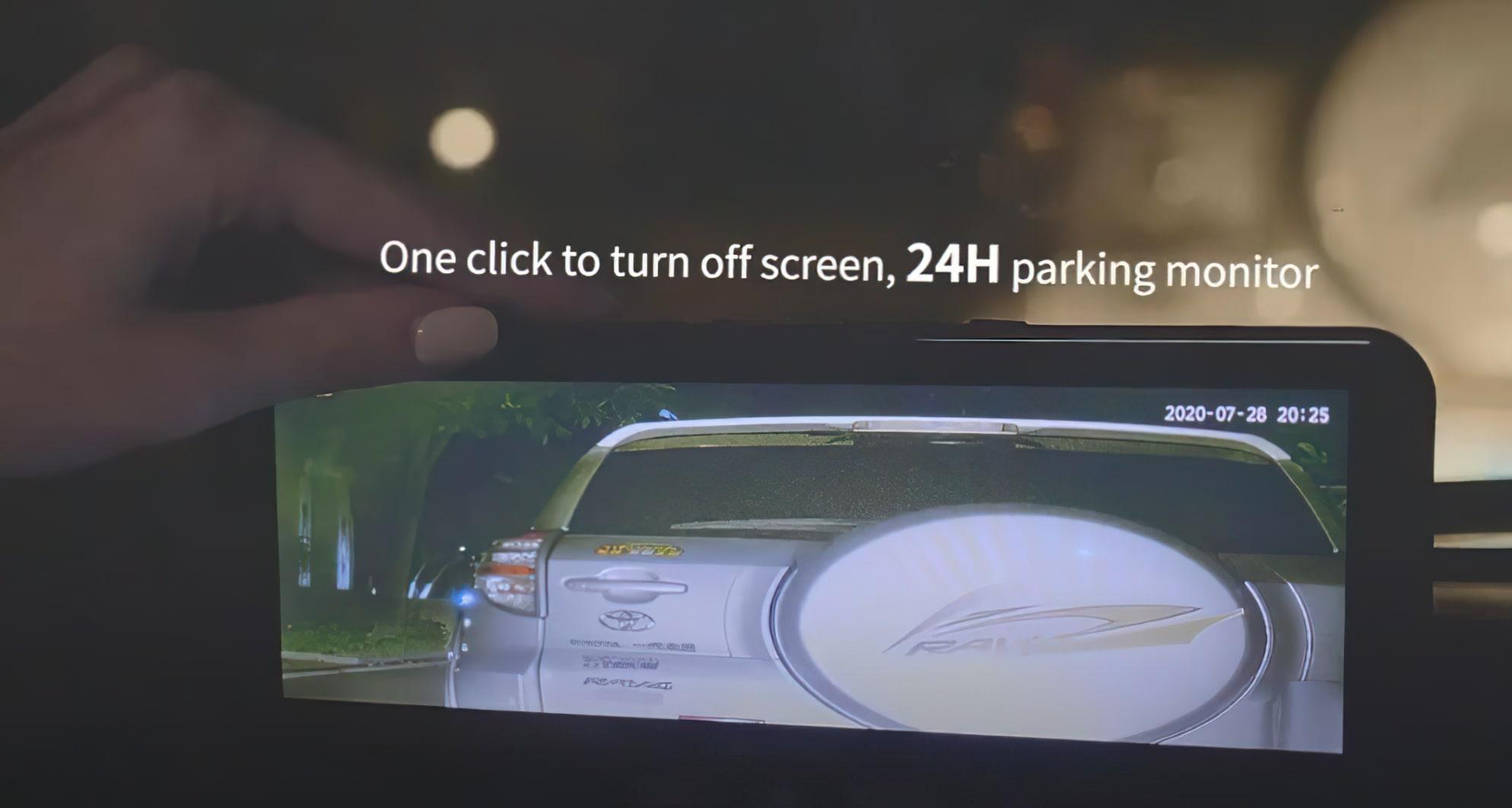 Lanmodo Vast Pro - Parking monitoring