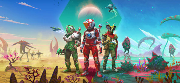 No Man's Sky Origins - Preview