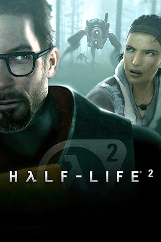 Half-Life 2 - Обложка