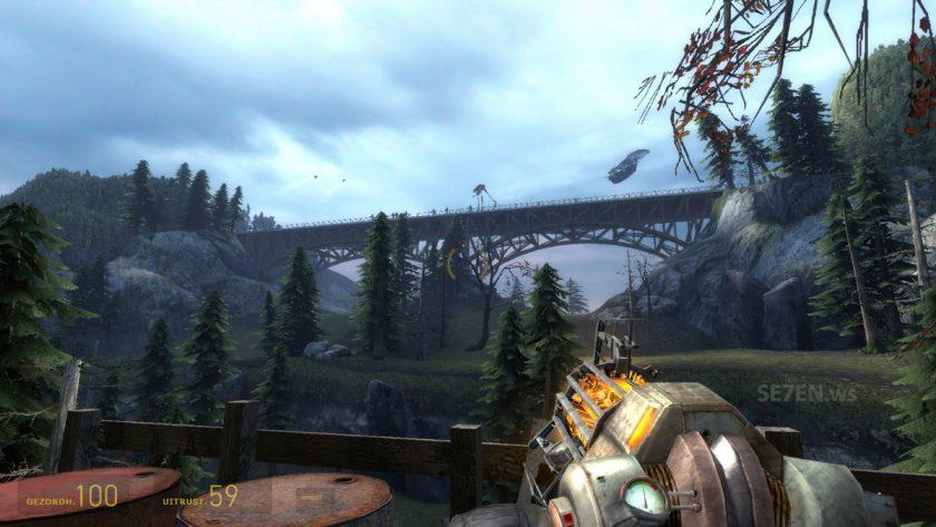 Half-Life 2 - Screenshot #1