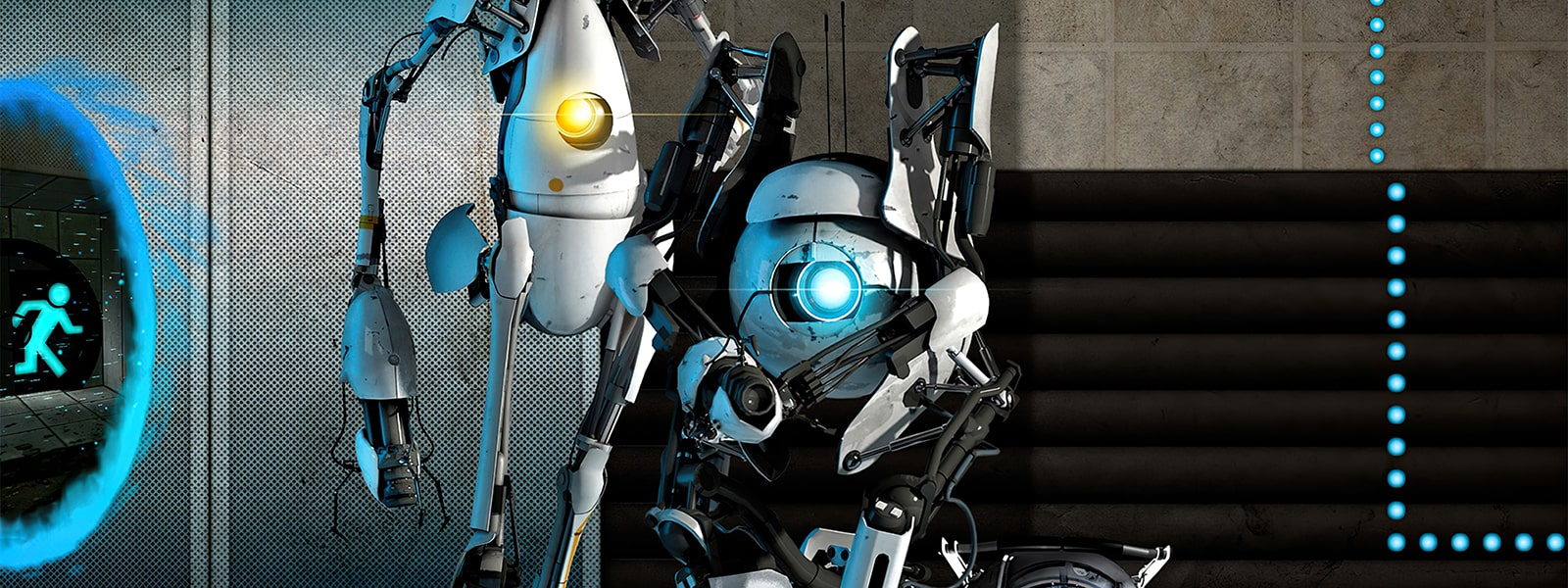 Кооператив в Portal 2