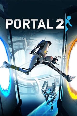 Portal 2 - Cover