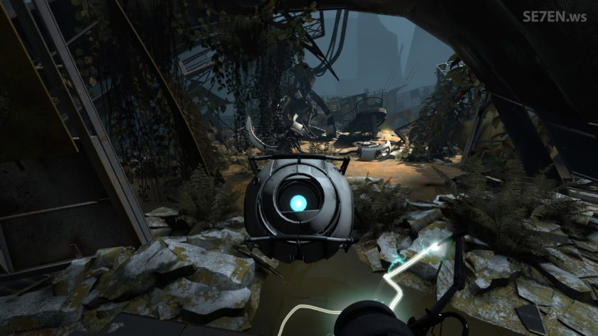 Portal 2 - Скриншот #01