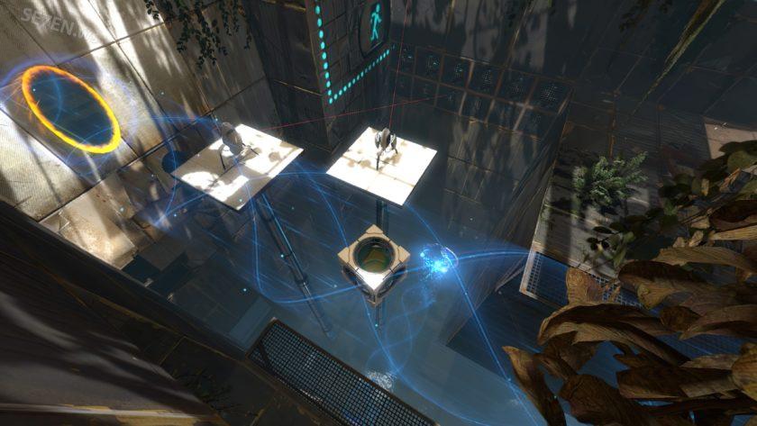 Portal 2 - Скриншот #02